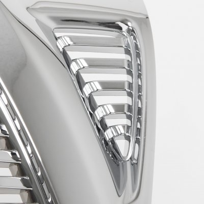 Toyota Tacoma 2005-2009 Chrome Billet Grille
