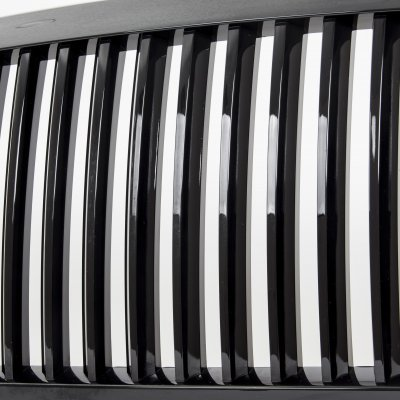 Dodge Ram 2006-2008 Black Vertical Grille