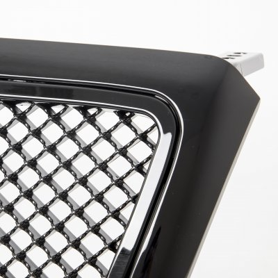 Ford F150 2004-2008 Black Mesh Grille