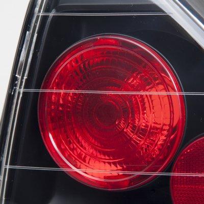 Honda Prelude 1992-1996 JDM Black Altezza Tail Lights
