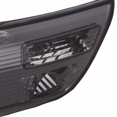 BMW X5 E53 2000-2006 Smoked Clear Euro Tail Lights
