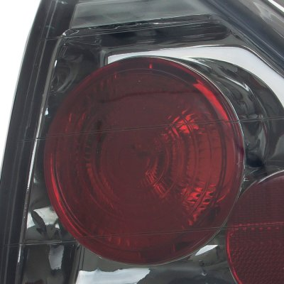 Honda Prelude 1992-1996 Smoked Altezza Tail Lights