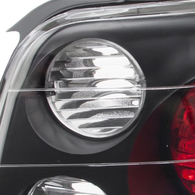 Honda Del Sol 1993-1997 JDM Black Altezza Tail Lights