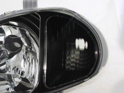 honda del sol   jdm black headlights  tail lights alha topgearautosport