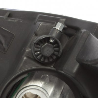 Chevy Impala 2006-2013 Clear Euro Headlights