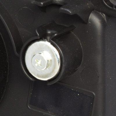 Chevy Silverado 2500HD 2007-2014 Chrome Headlights