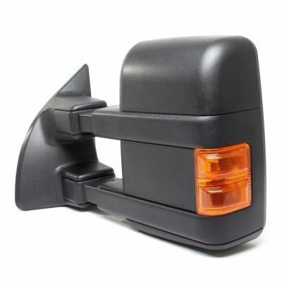 2010 Ford F250 Super Duty Towing Mirrors Power Heated LED Signal Lights