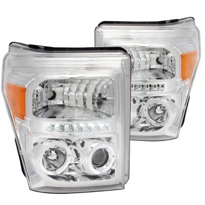 2011 f350 headlights