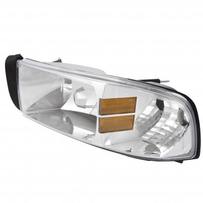 Dodge Ram 1994-2001 Clear Euro Headlights