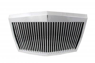Chrysler 300 2005-2010 Chrome Phantom Style Vertical Grille