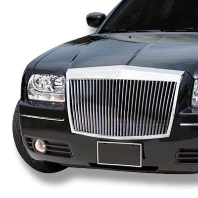 Chrysler 300 2005-2010 Chrome Phantom Style Vertical Grille