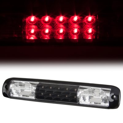 Chevy Silverado 1999-2006 Black LED Third Brake Light