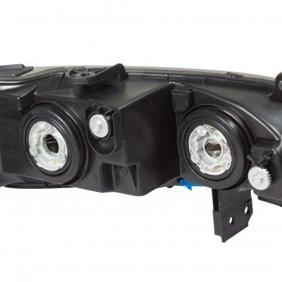 Honda Accord 1998-2002 Smoked Euro Headlights