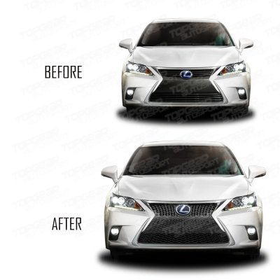 Lexus Ct 200h 2017 2016 F Sport Mesh Spindle Grille