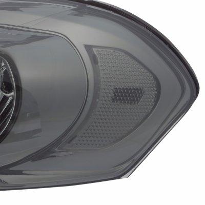 Chevy Impala 2006-2013 Smoked Clear Headlights