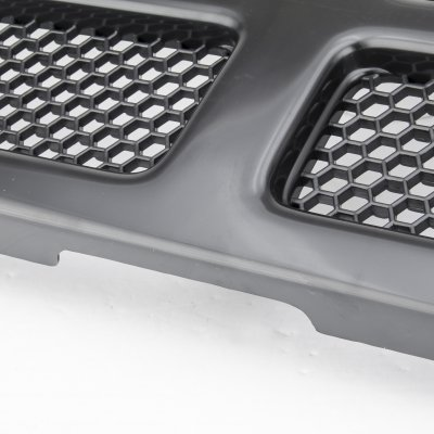 Dodge Ram 1994-2001 Black Replacement Grille