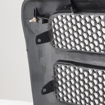 Used Ram 2500 >> Dodge Ram 2500 1994-2002 Black Replacement Grille ...