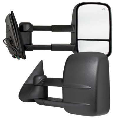 Chevy Silverado 1999 2002 Towing Mirrors Power Heated