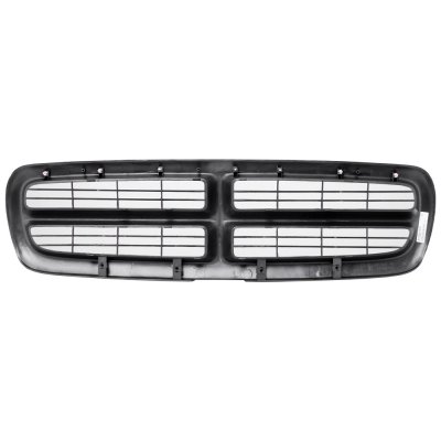 Dodge Dakota 1997-2004 Black OEM Style Grille