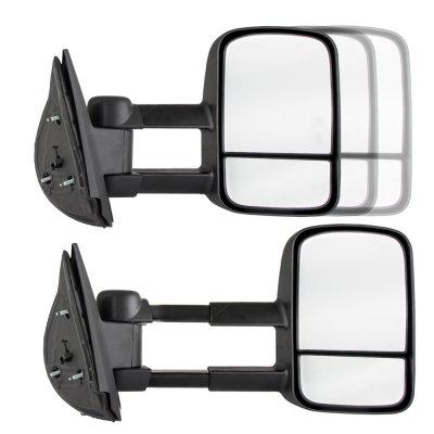 GMC Yukon 2000-2006 Towing Mirrors Manual