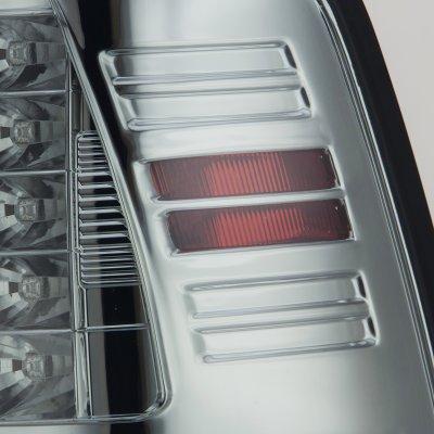 Dodge Ram 2009-2015 Smoked LED Tail Lights