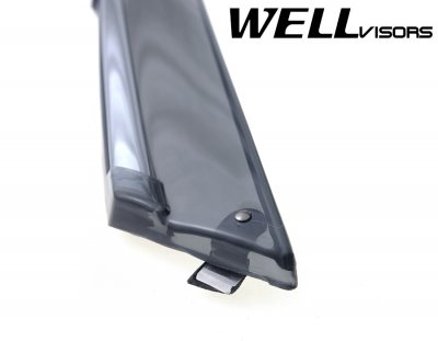 Lexus Es350 2007 2012 Smoked Side Window Vent Visors
