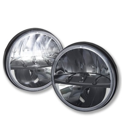 mazda rx7 1985 black. mazda rx7 19781985 black led sealed beam headlight conversion rx7 1985