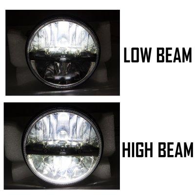 mazda rx7 1985 black. mazda rx7 19781985 black led sealed beam headlight conversion rx7 1985