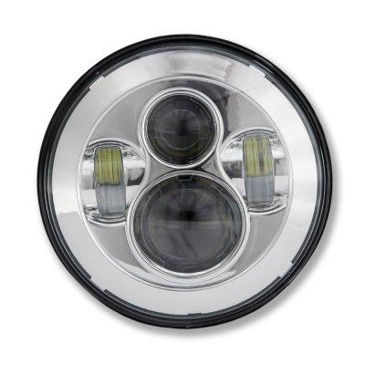 1971 Chevy Nova LED Projector Sealed Beam Headlights