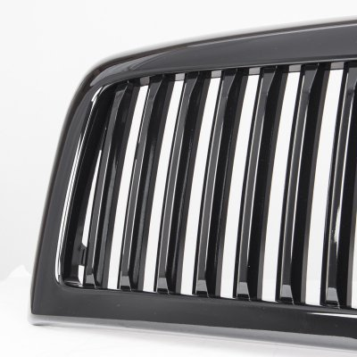 Dodge Ram 1994-2001 Black Vertical Grille