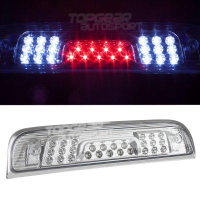 Chevy Silverado 2500HD 2015-2016 Clear LED Third Brake Light