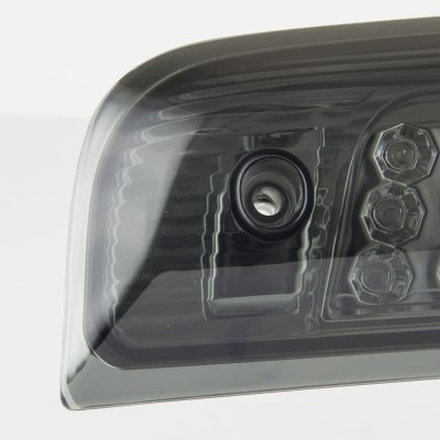 Chevy Silverado 2014-2018 Smoked LED Third Brake Light