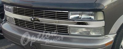 Chevy Astro Van 1995-2005 Chrome OEM Style Grille