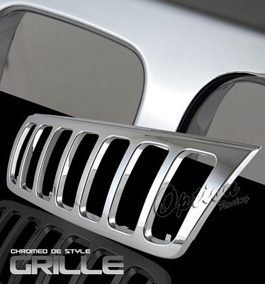 Jeep Grand Cherokee 1999-2003 Chrome Replacement Grille