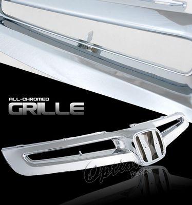Honda Accord Sedan 2003-2006 Chrome OEM Style Grille