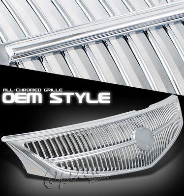 Toyota Solara 1999-2001 Chrome OEM Style Grille