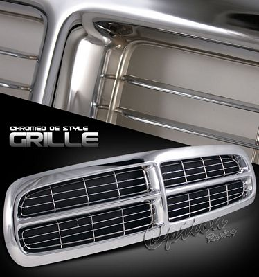 Dodge Dakota 1997-2004 Chrome OEM Style Grille