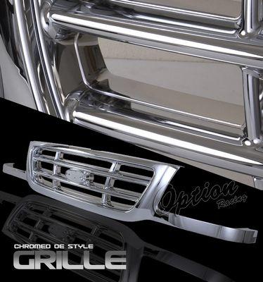 Ford Ranger 2001 2003 Chrome Oem Style Grille