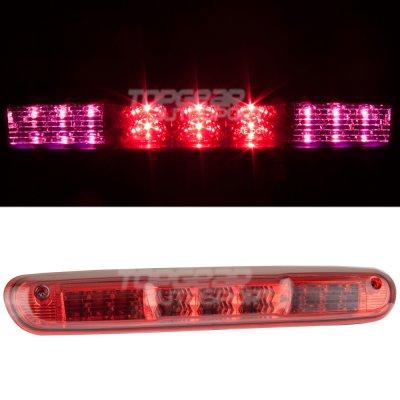 Chevy Silverado 2500HD 2007-2014 Red LED Third Brake Light