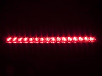 Chevy Tahoe 2007-2014 Black LED Third Brake Light