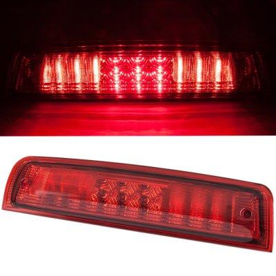 Dodge Ram 1500 2009-2018 Red LED Third Brake Light