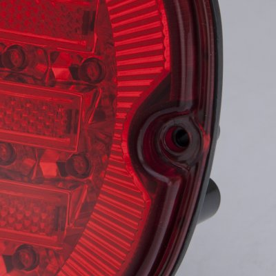 Chevy Corvette C4 1991-1996 Red LED Tail Lights