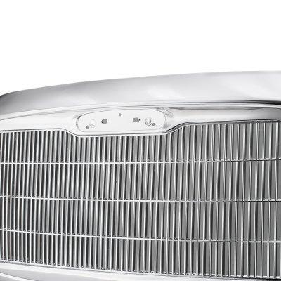 Freightliner Columbia 2000-2008 Chrome Vertical Grille