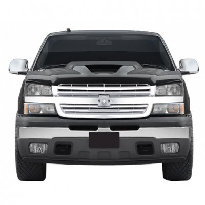 Chevy Silverado 2003-2005 Chrome Bar Replacement Grille