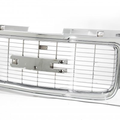 GMC Truck 1994-1998 Chrome Replacement Grille