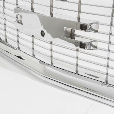 GMC Suburban 1994-1999 Chrome Replacement Grille