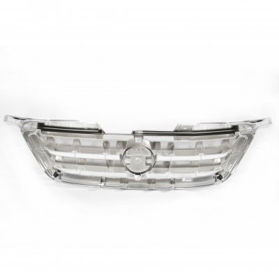 Nissan Altima 2002-2004 Chrome Replacement Grille