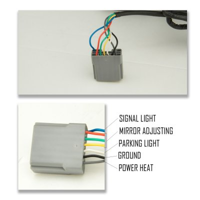 Mirror 2000 Ford F450 Wiring - Wiring Diagram & Cable Management on