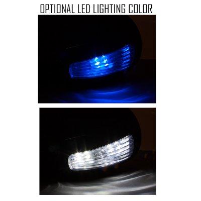 Chrysler PT Cruiser 2001-2005 Side Mirrors Manual LED