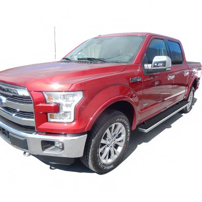 Ford F150 Supercrew 2015 2017 Iboard Running Boards